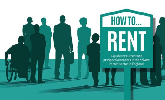 How to Rent guide publication 2018