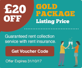 Guaranteed rent offer
