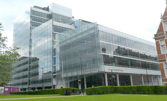 Croydon Council offices.