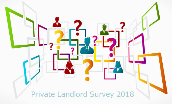 2018 Private Landlord Survey Issued By Government