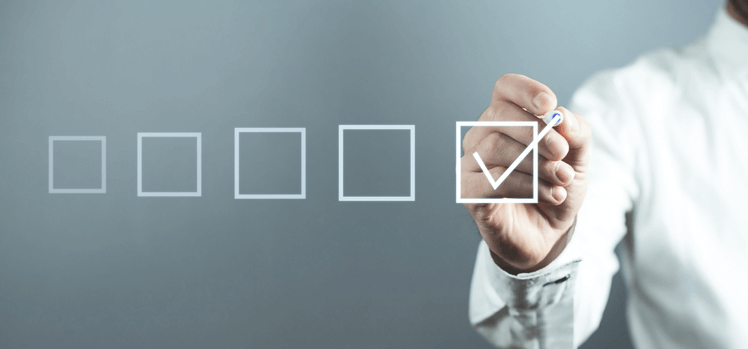 Tenant Referencing Checklist