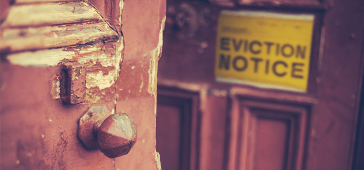 Government Changes to Evictions: August 2020