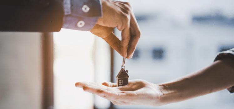 property management key handover