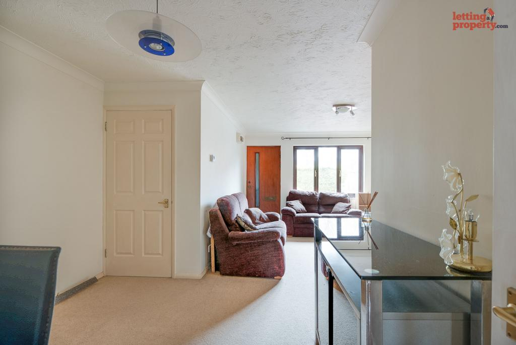 1 Bed Flat Apartment Ground Flat To Rent Downs Close Waterlooville Po7 8sn