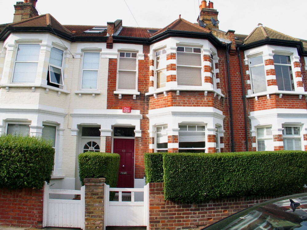 3 Bed House Terraced To Rent Whellock Road Chiswick