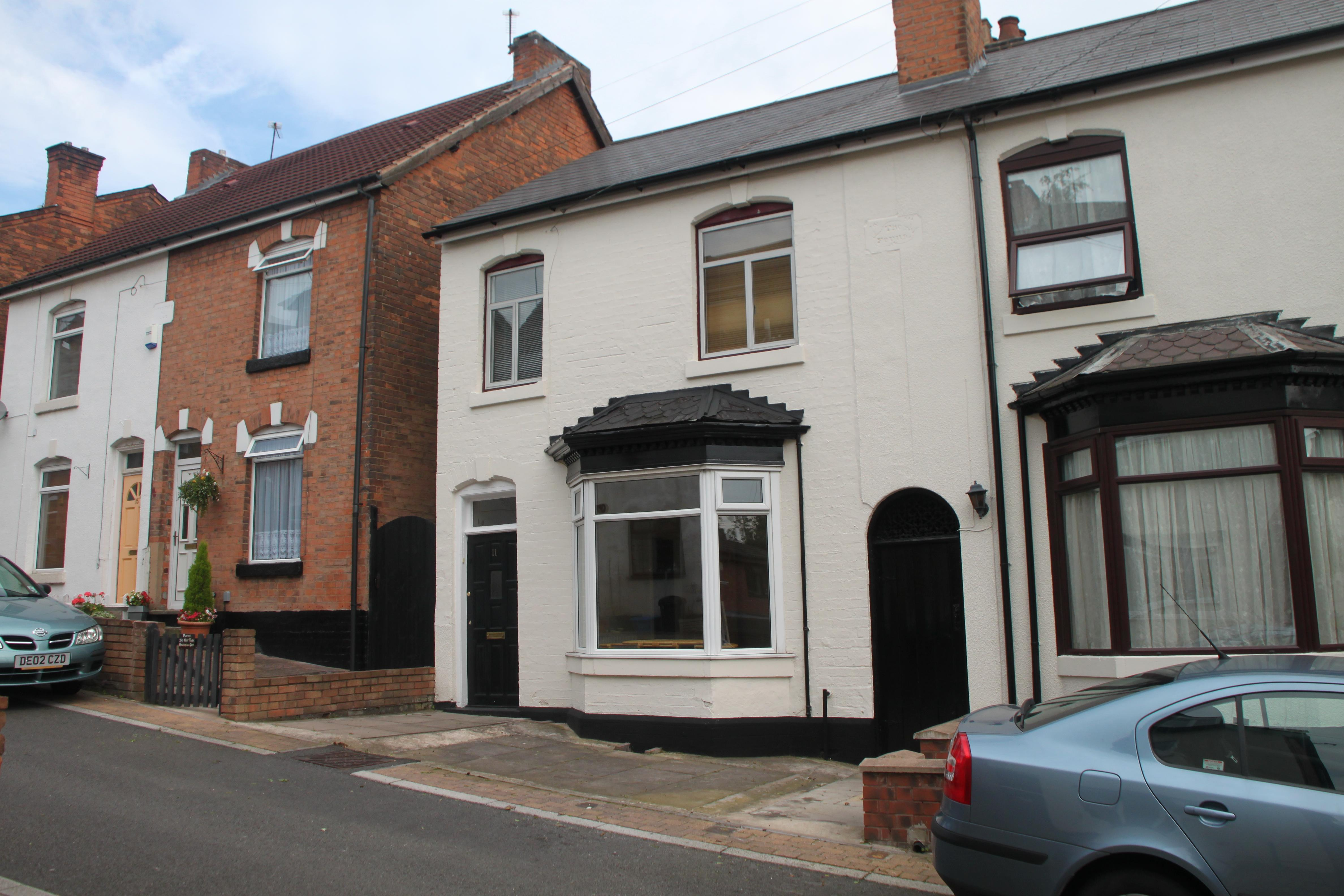 3 Bedroom Any Terraced To Rent On Spring Hill Erdington Birmingham B24
