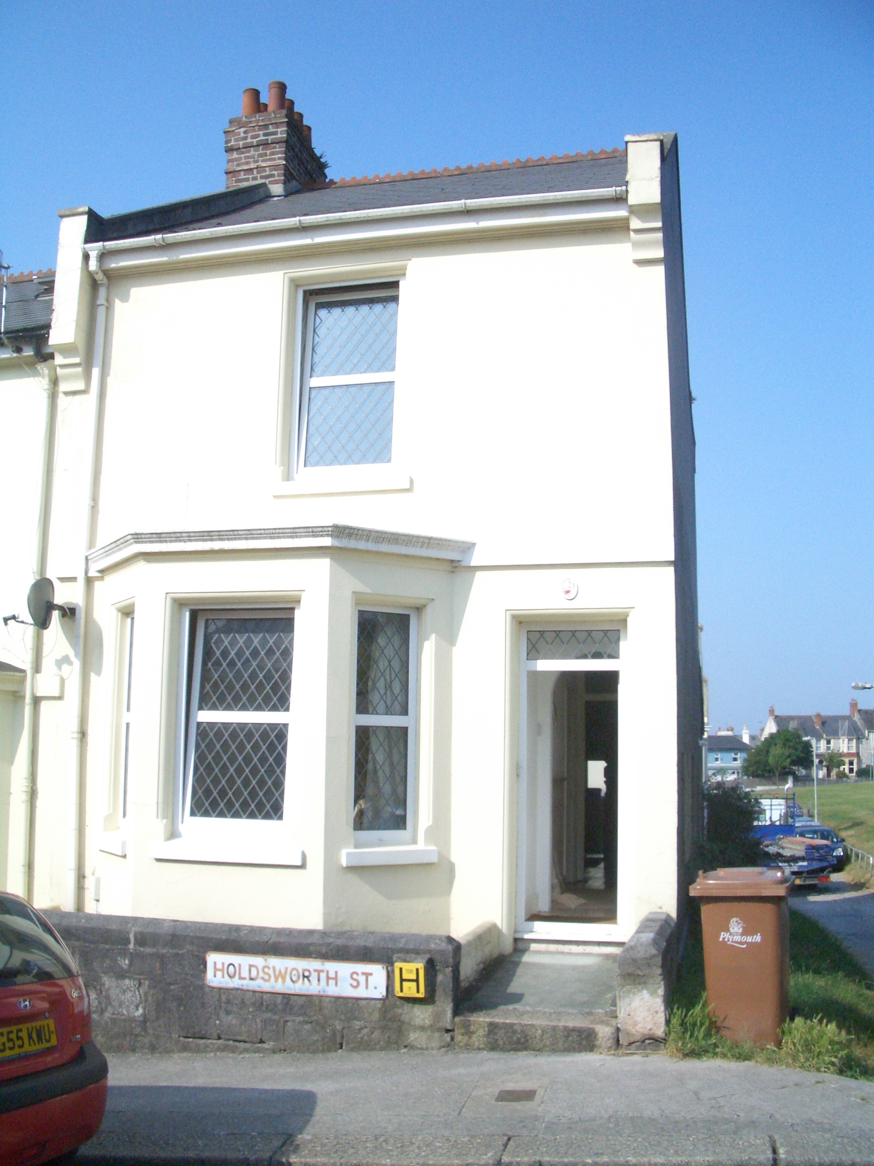 Bed Private House To Rent Plymouth