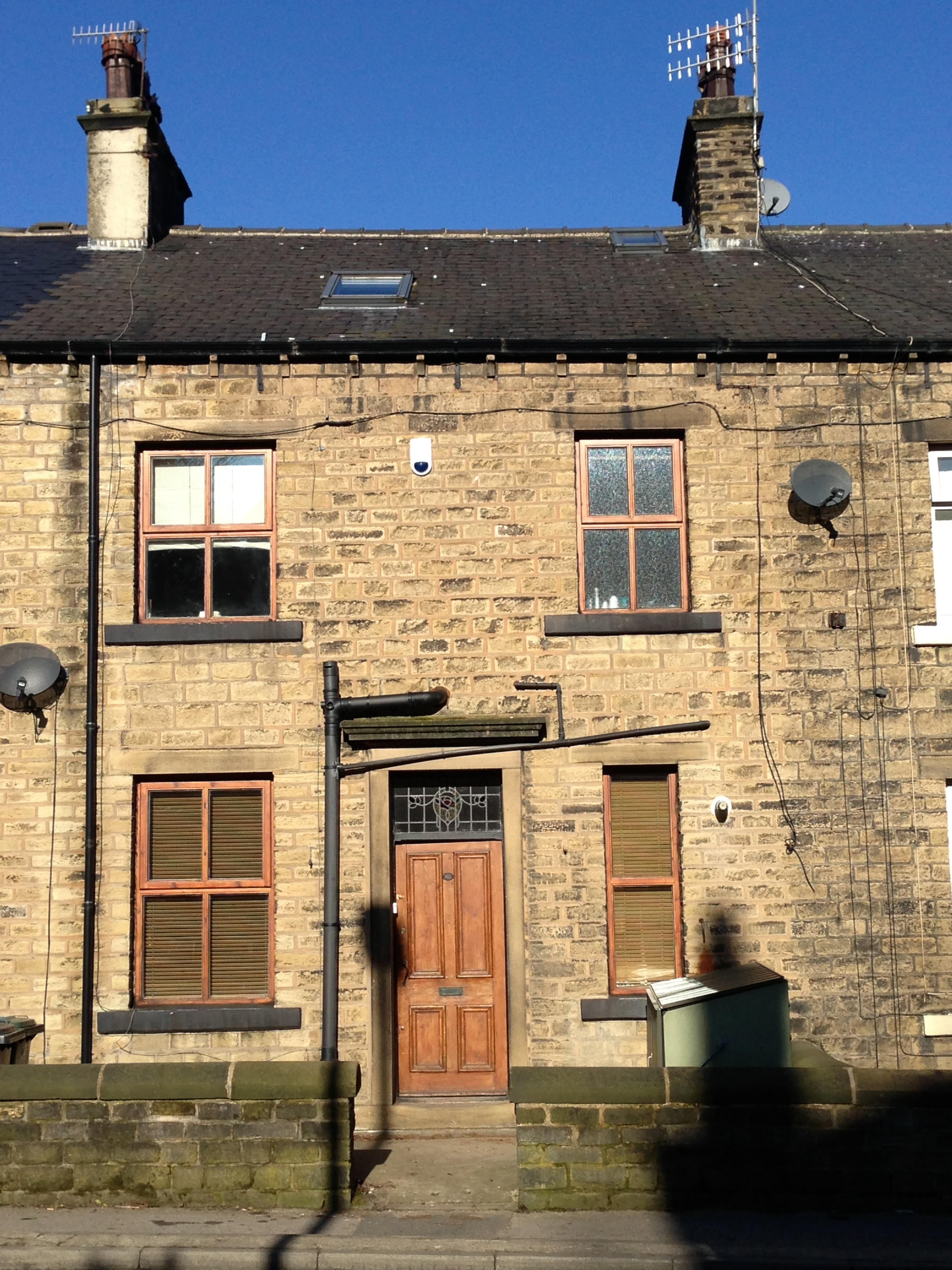 3 Bedroom Unfurnished Terraced To Rent On Manchester Road, Slaithwaite,  Huddersfield, HD7 By
