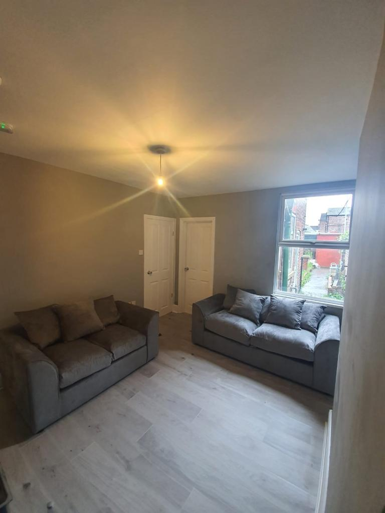 4 Bed House Share to Rent - Warbreck Avenue, Liverpool, L9 8DJ