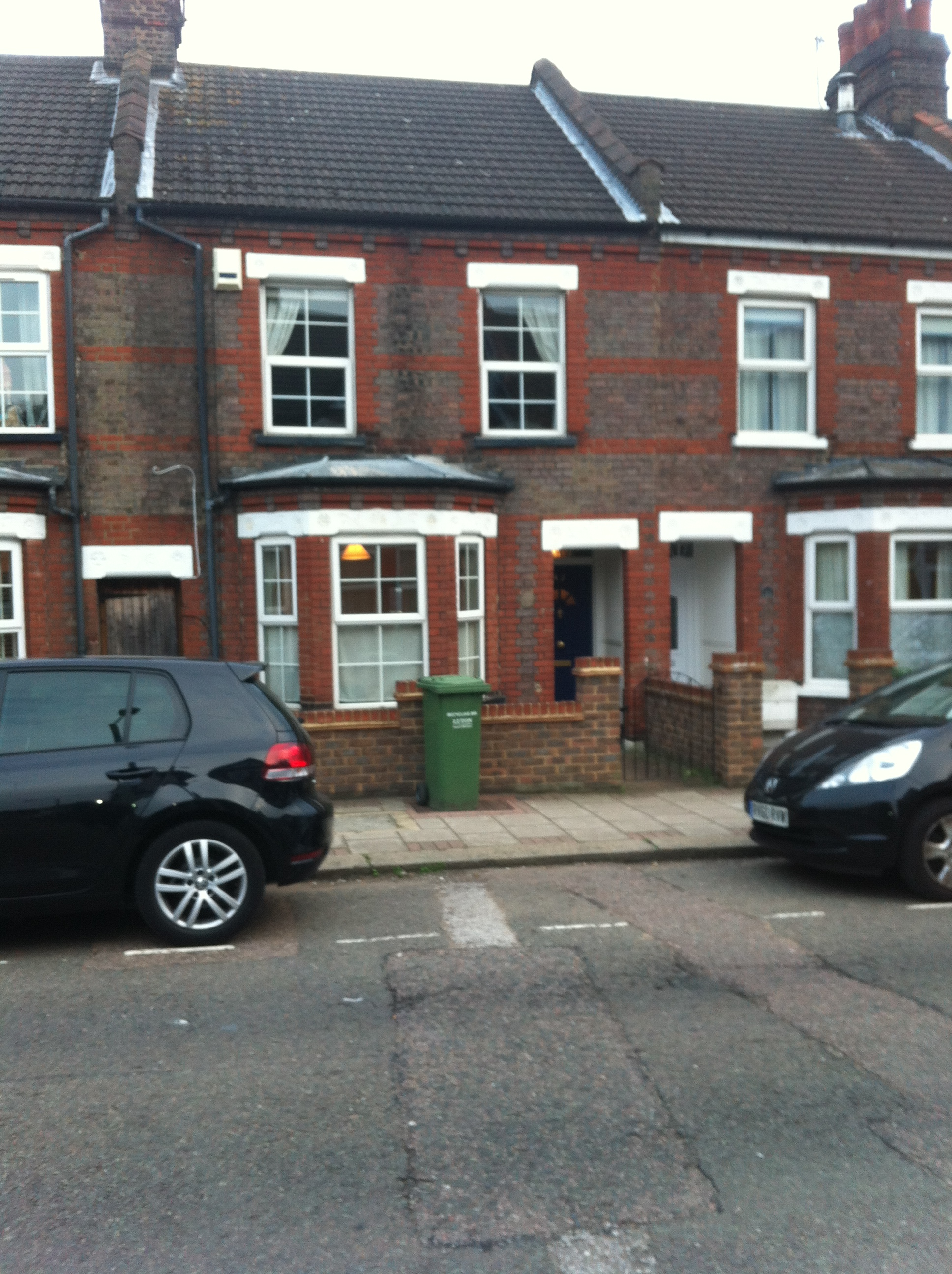 Marvelous 3 Bed House Terraced To Rent Clarendon Road Luton Lu2 7Fb Home Interior And Landscaping Pimpapssignezvosmurscom