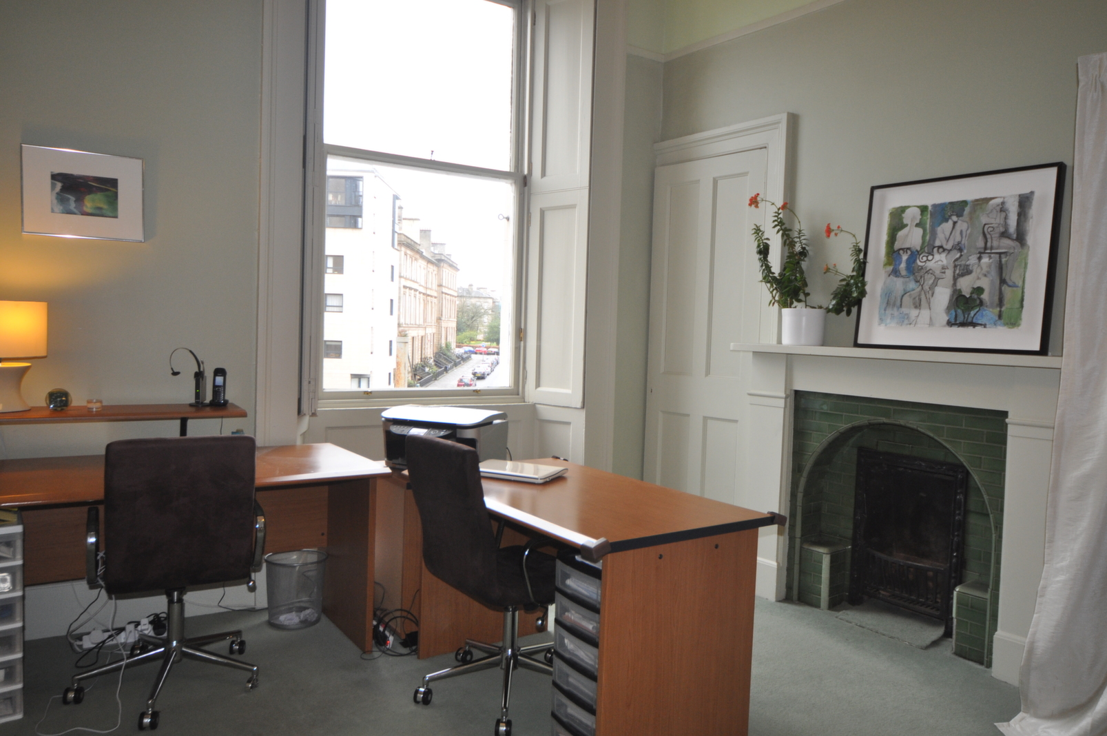 4 Bed Flat to Rent - Lynedoch Street, Glasgow, G3 6EU