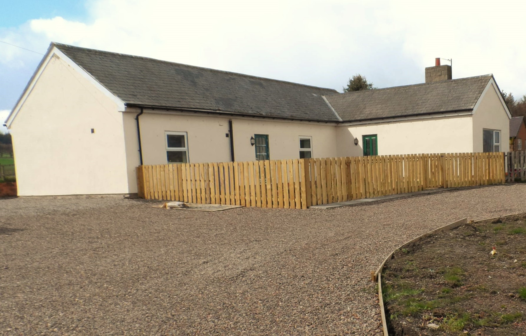 2 Bed House Cottage To Rent Thrunton Vale Cottages