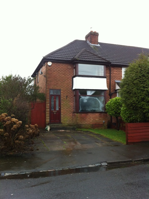 Amazing 1 Bedroom Furnished House Share To Rent On Lyndon Road,Rednal, Birmingham,  B45