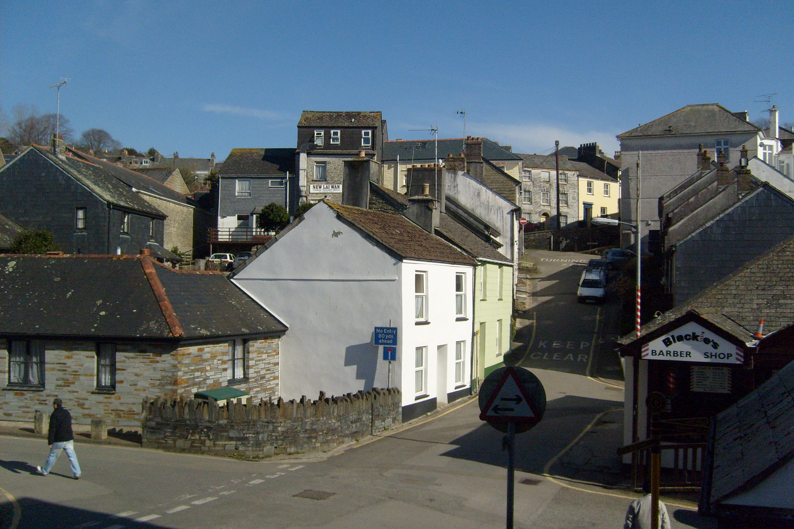 3 Bedroom Furnished House To Rent On Cannon Hill, Liskeard, PL14 By Private  Landlord ...