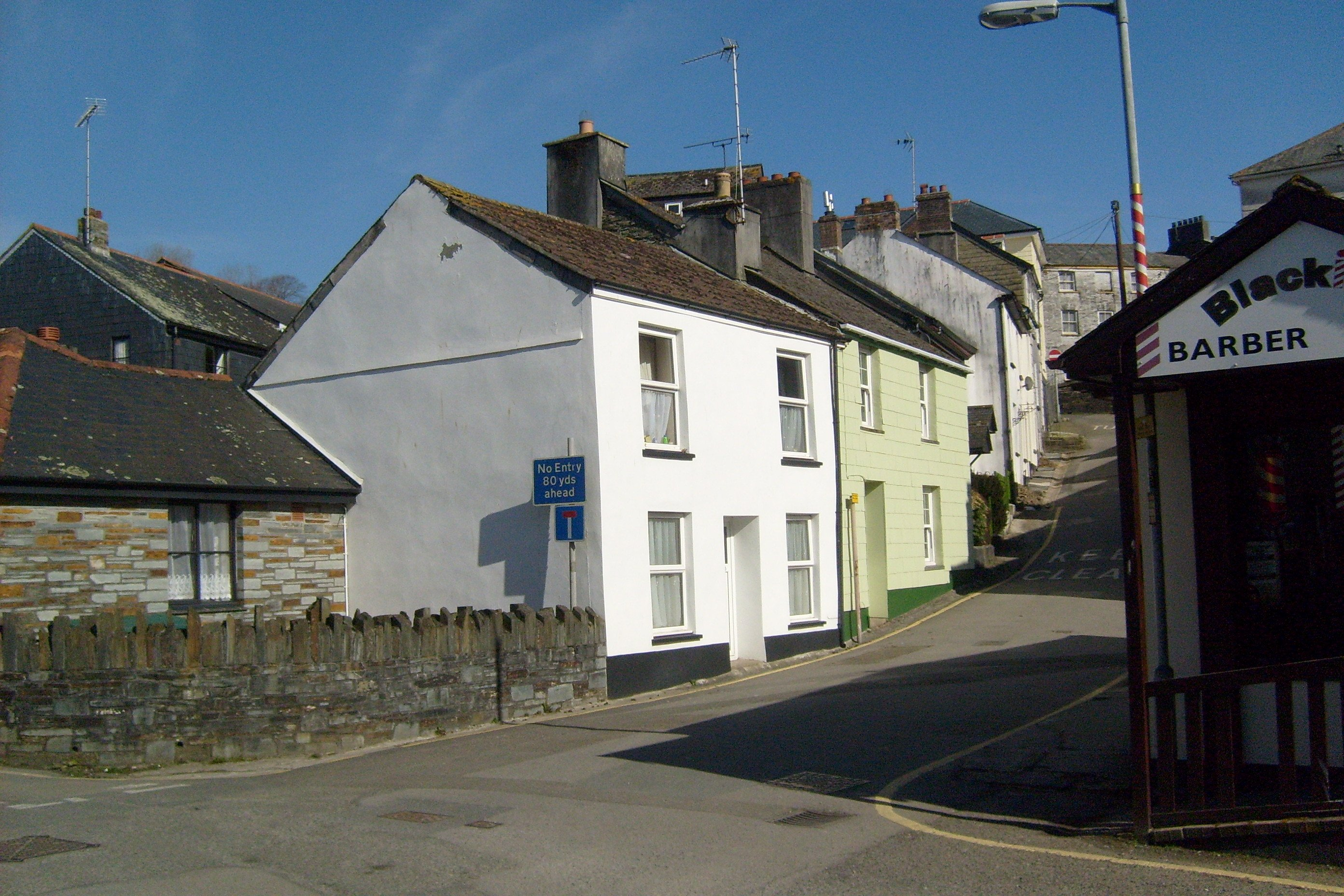3 Bedroom Furnished House To Rent On Cannon Hill, Liskeard, PL14 By Private  Landlord