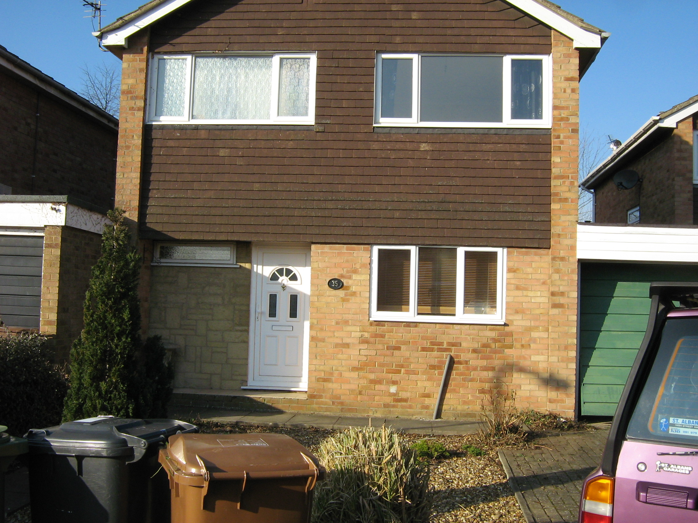 3 Bedroom Unfurnished Detached To Rent On Sywell Avenue, Wellingborough,  NN8 By Private Landlord