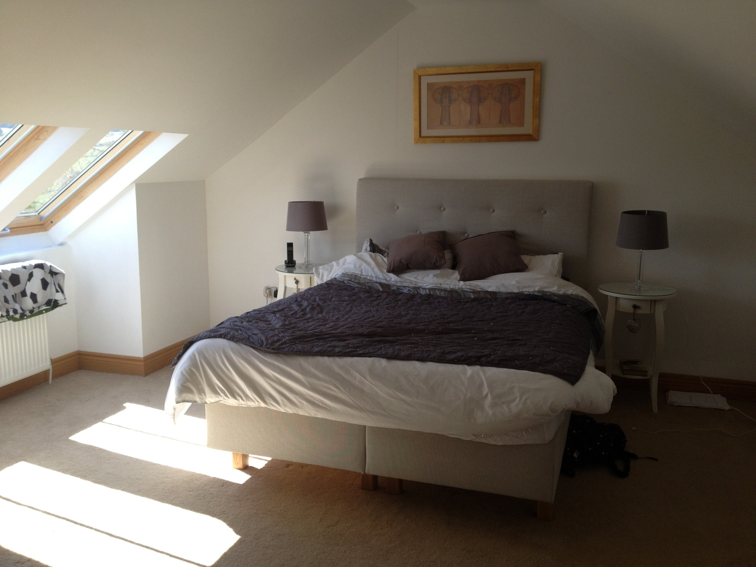 4 bed character property barn conversion to rent 3