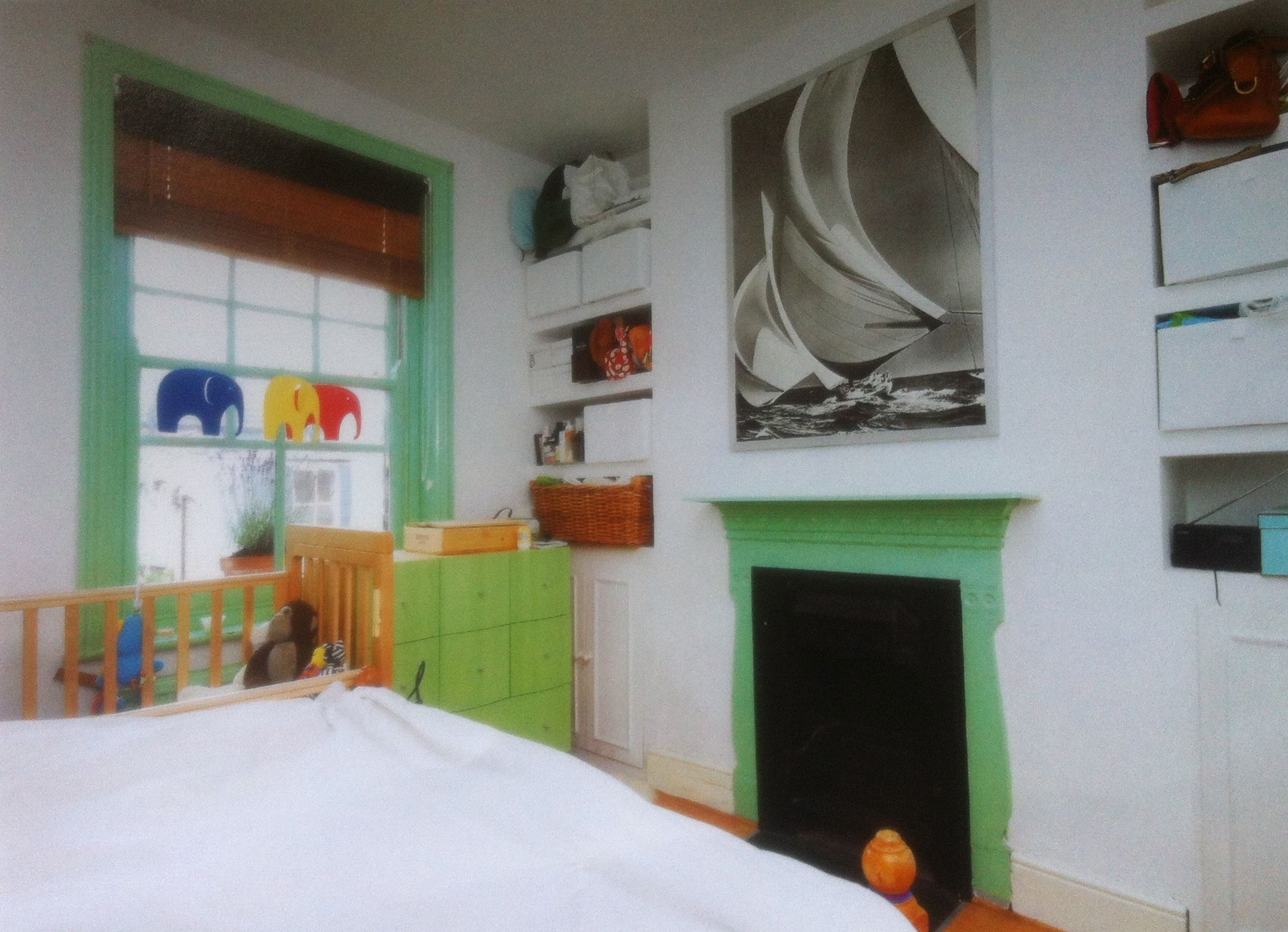bedroom part furnished flat to rent on hackford road london sw9 by