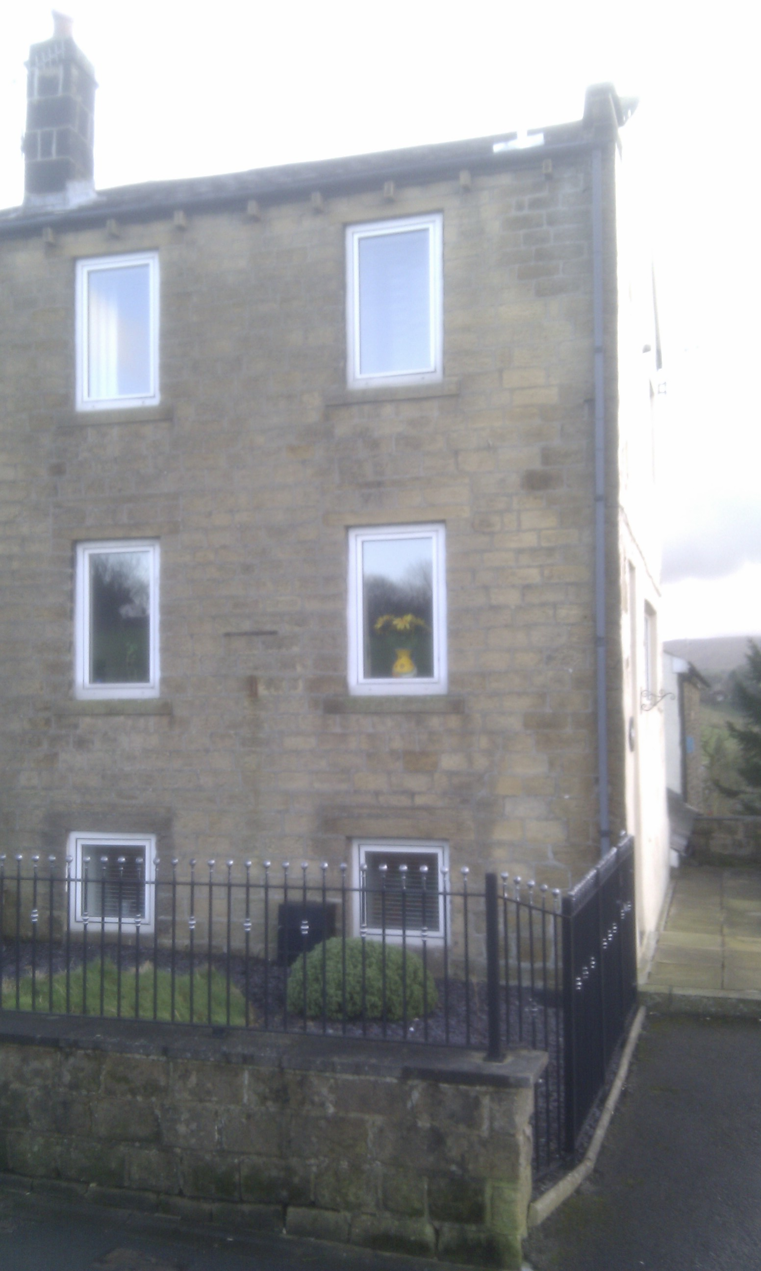 2 Bedroom Part Furnished Terraced To Rent On Keighley Road Colne Bb8 By