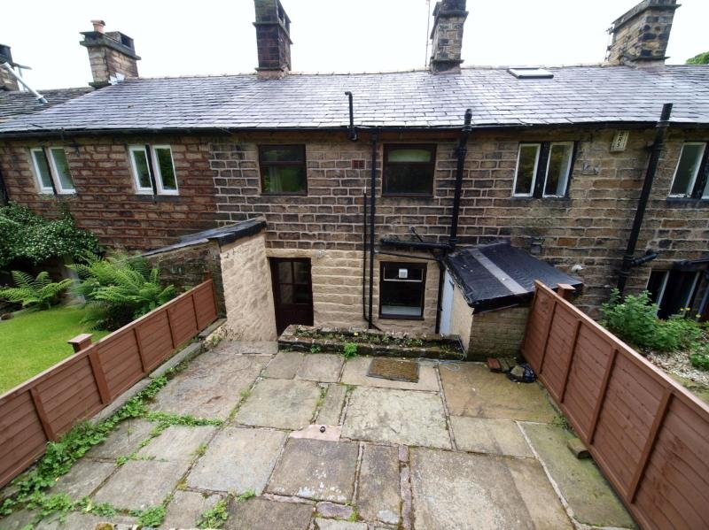 we are delighted to offer this beautiful two bedroom stone cottage