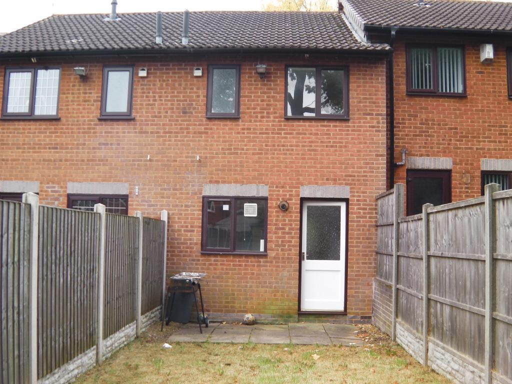 2 Bed House Town House To Rent Mill Brook Drive Birmingham B31 2ys