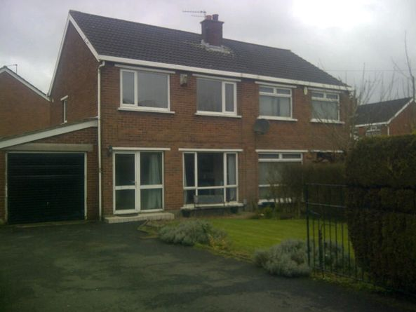 3 Bedroom Furnished Semi Detached To Rent On Sandyknowes Park,,  Newtownabbey, BT36