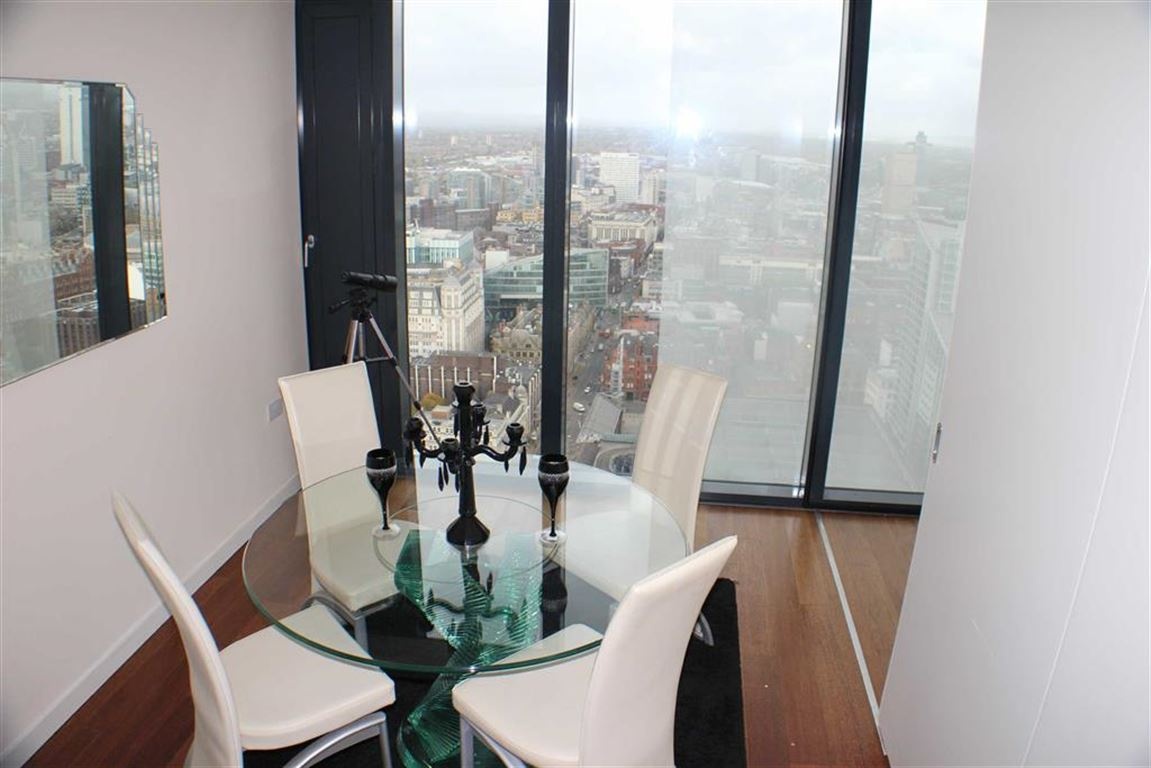 2 Bed Apartment to Rent - Deansgate, Manchester, M3 4LU