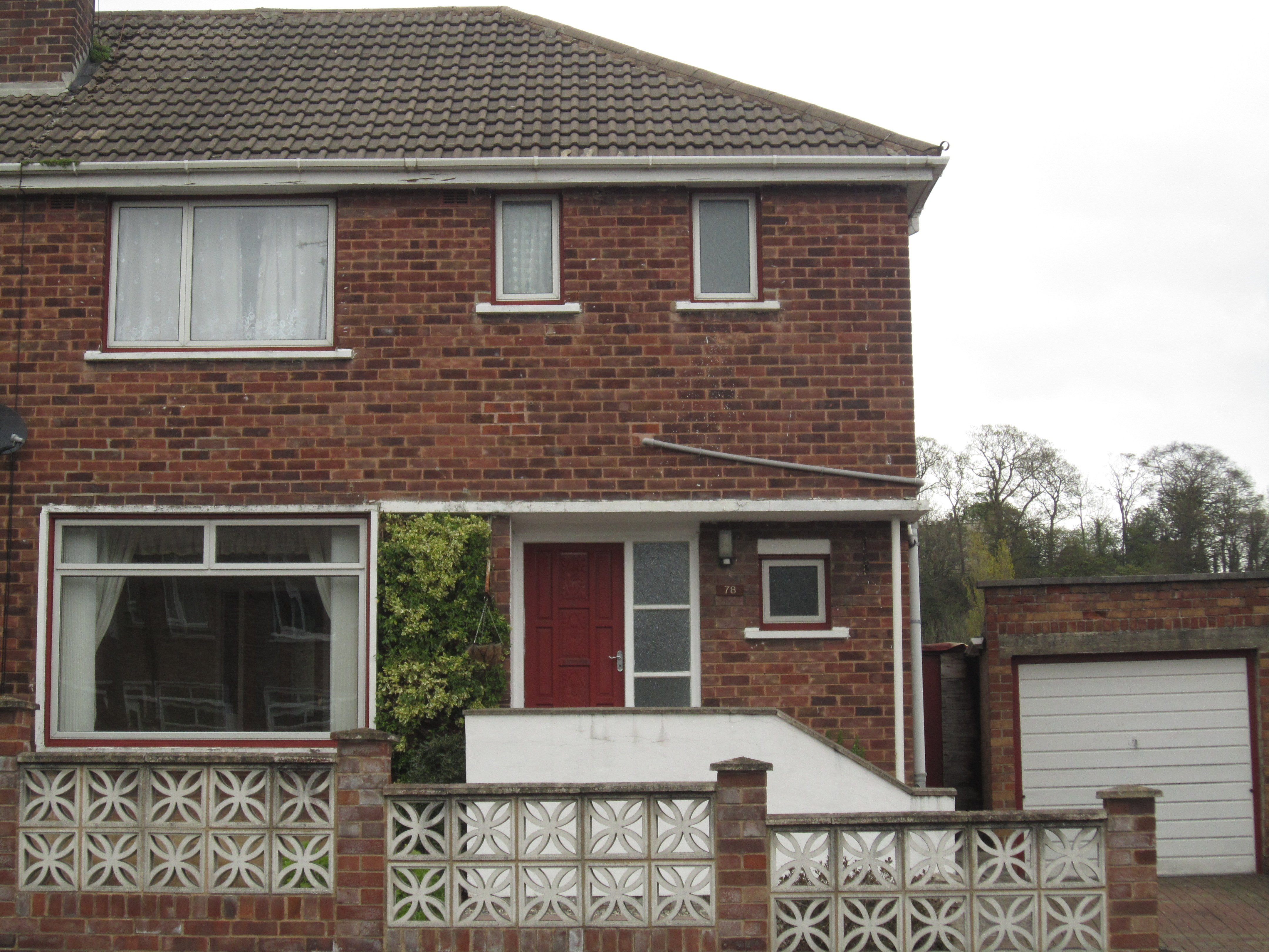 3 Bedroom Part Furnished Semi Detached To Rent On Millhouses, Sheffield, S7