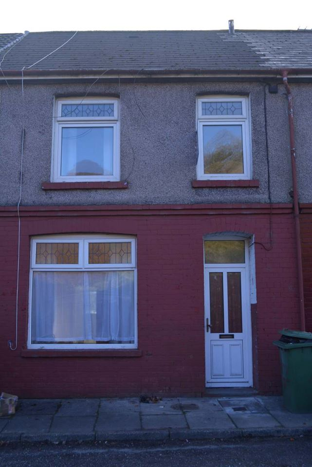 3 Bed House Terraced To Rent Collwyn Street Porth