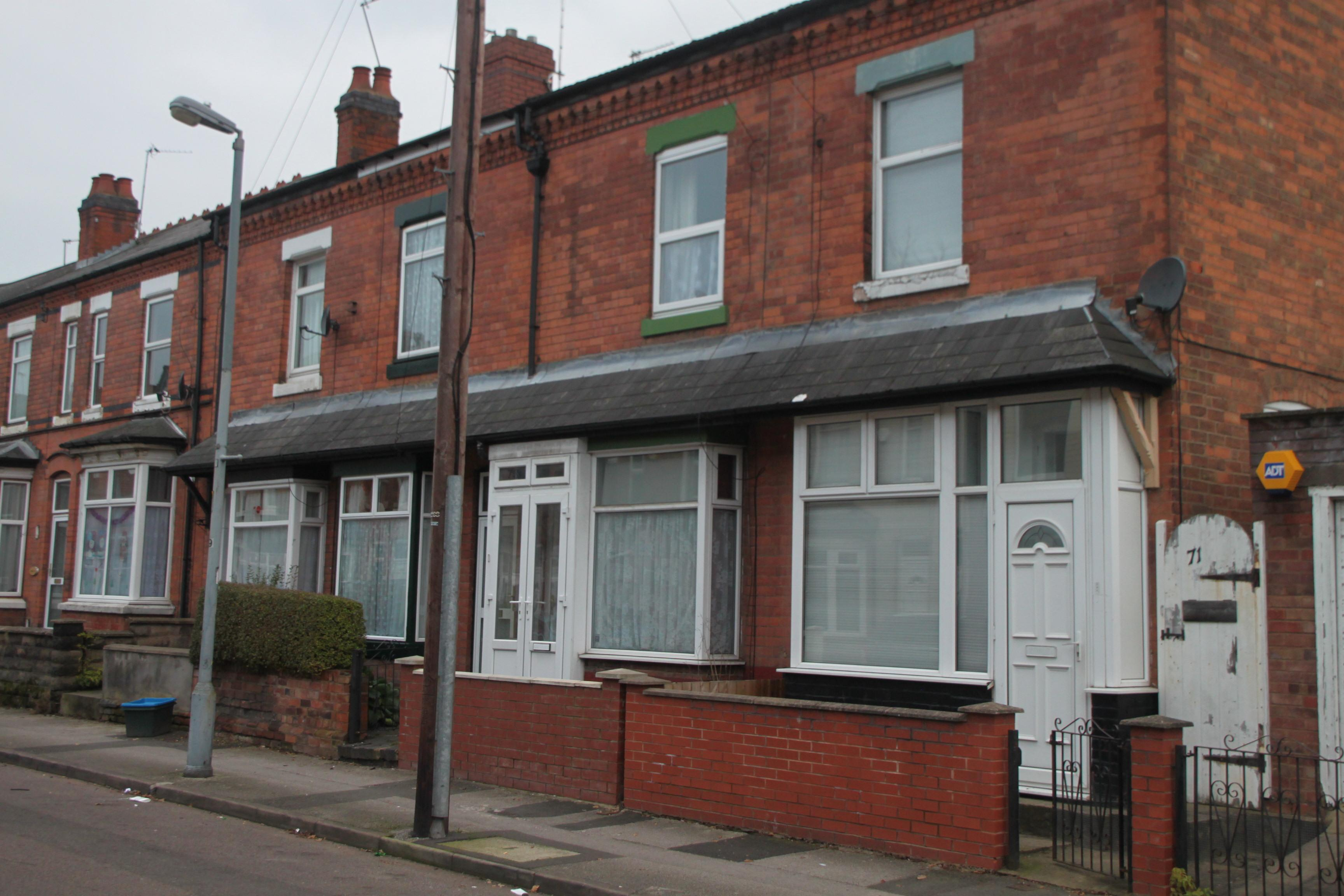 2 Bed House Terraced To Rent South Road Birmingham