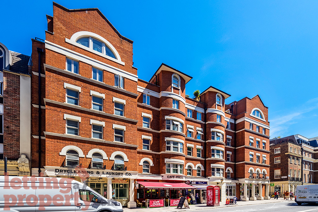 1 Bed Apartment to Rent - Bloomsbury Street, London, WC1B 3QA