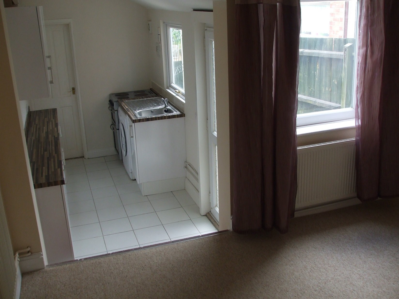 bedroom unfurnished terraced to rent on sprowston road norwich nr3