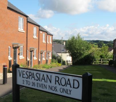 3 bedroom Unfurnished Terraced to rent on Vespasian Road, Marlborough, Wiltshire, SN8 by private landlord