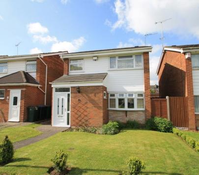 3 bedroom Unfurnished Detached to rent on Alex Grierson Close, Coventry, West Midlands, CV3 by private landlord