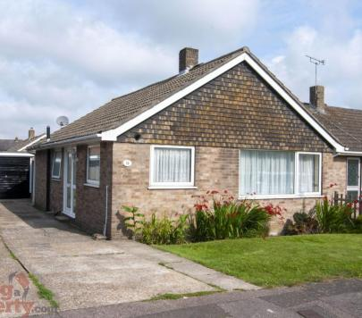 2 bedroom Unfurnished Semi-Detached Bungalow to rent on Chestnut Close, Dover, CT16 by private landlord