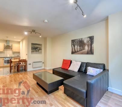 2 bedroom Furnished Apartment to rent on 19 Lever Street, Manchester, Greater Manchester, M1 by private landlord