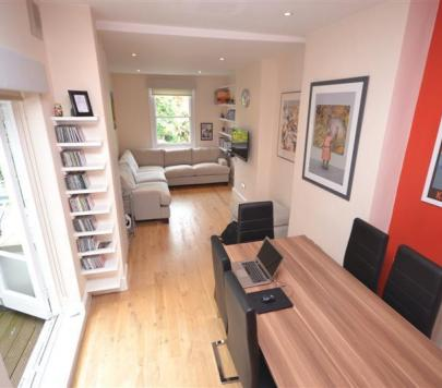 2 bedroom Furnished End of Terrace to rent on Evangelist Road, London, NW5 by private landlord