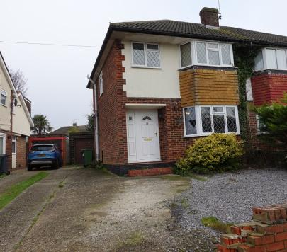 3 bedroom Unfurnished Semi-Detached to rent on Chandler Road, Basingstoke, Hampshire, RG21 by private landlord