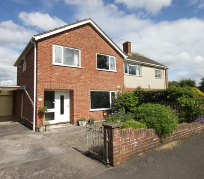 3 bedroom Unfurnished Semi-Detached to rent on Priory Gardens, Usk, NP15 by private landlord