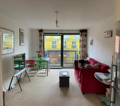 1 bedroom Part-Furnished Flat to rent on Hornsey Street, London, N7 by private landlord