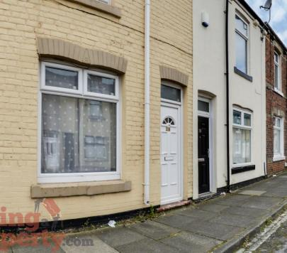 2 bedroom Unfurnished Terraced to rent on Stephen Street, Hartlepool, Durham, TS26 by private landlord