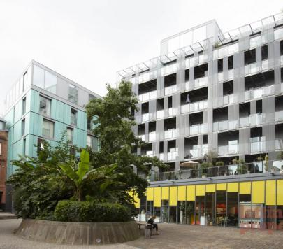 2 bedroom Unfurnished Apartment to rent on Brewery Square, London, EC1V by private landlord