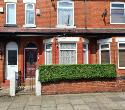 2 bedroom Any Terraced to rent on Fairfield Street, Salford, M6 by private landlord