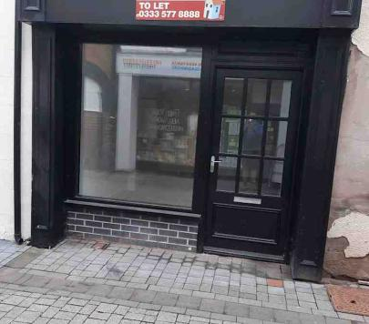 0 bedroom Unfurnished Shop to rent on Duke Street, Telford, TF1 by private landlord