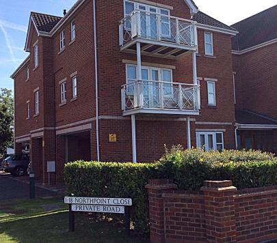 2 bedroom Unfurnished Flat to rent on Northpoint Close, Sutton, SM1 by private landlord