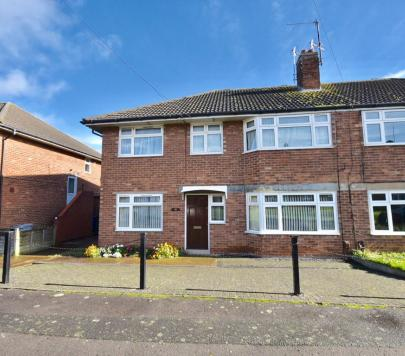 2 bedroom Unfurnished Ground Maisonette to rent on Athelstan Road, Kettering, NN16 by private landlord