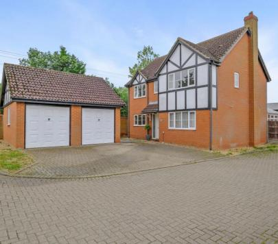4 bedroom Unfurnished Detached to rent on Coopers Close, Bedford, MK44 by private landlord