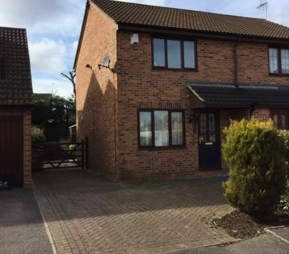 2 bedroom Part-Furnished Semi-Detached to rent on Sibson, Earley Reading, Berkshire, RG6 by private landlord