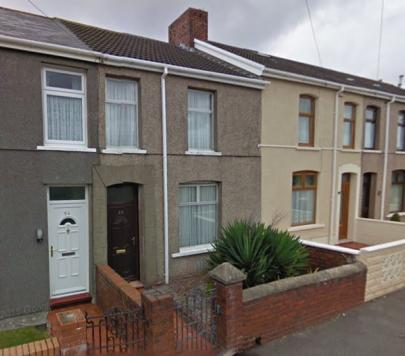 3 bedroom Unfurnished Terraced to rent on Dafen Row, Llanelli, SA15 by private landlord