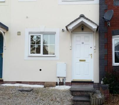 2 bedroom Unfurnished Terraced to rent on Devonport Close, Redditch, Worcestershire, B97 by private landlord